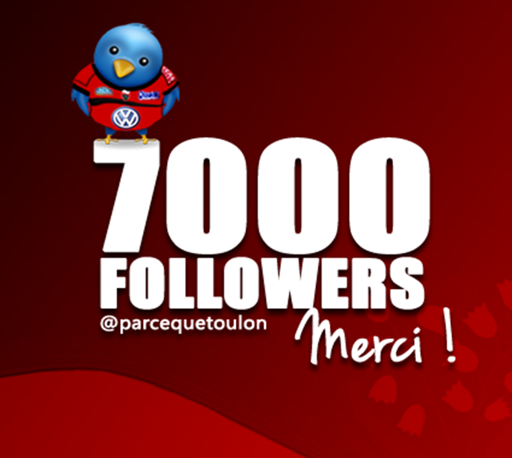 7 000 followers pour ParceQueToulon