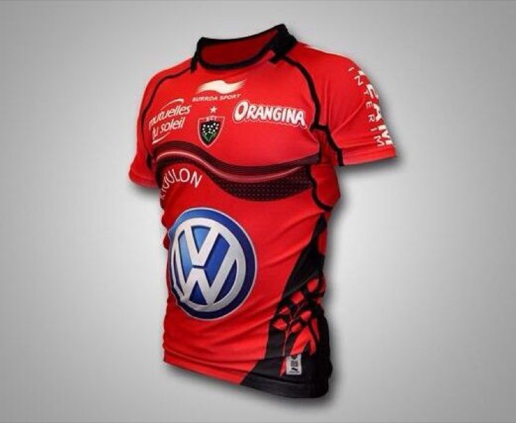 maillot RCT dom 20132014