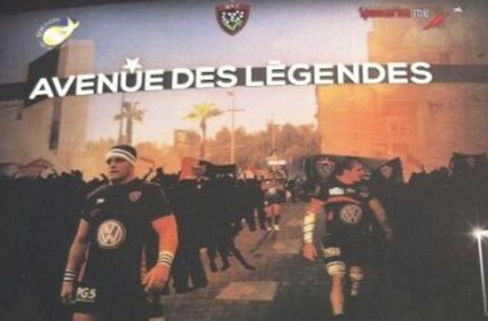 rct avenue legendes