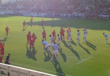 Toulon Racing amical
